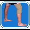 Повязка на колено с шерстью верблюда